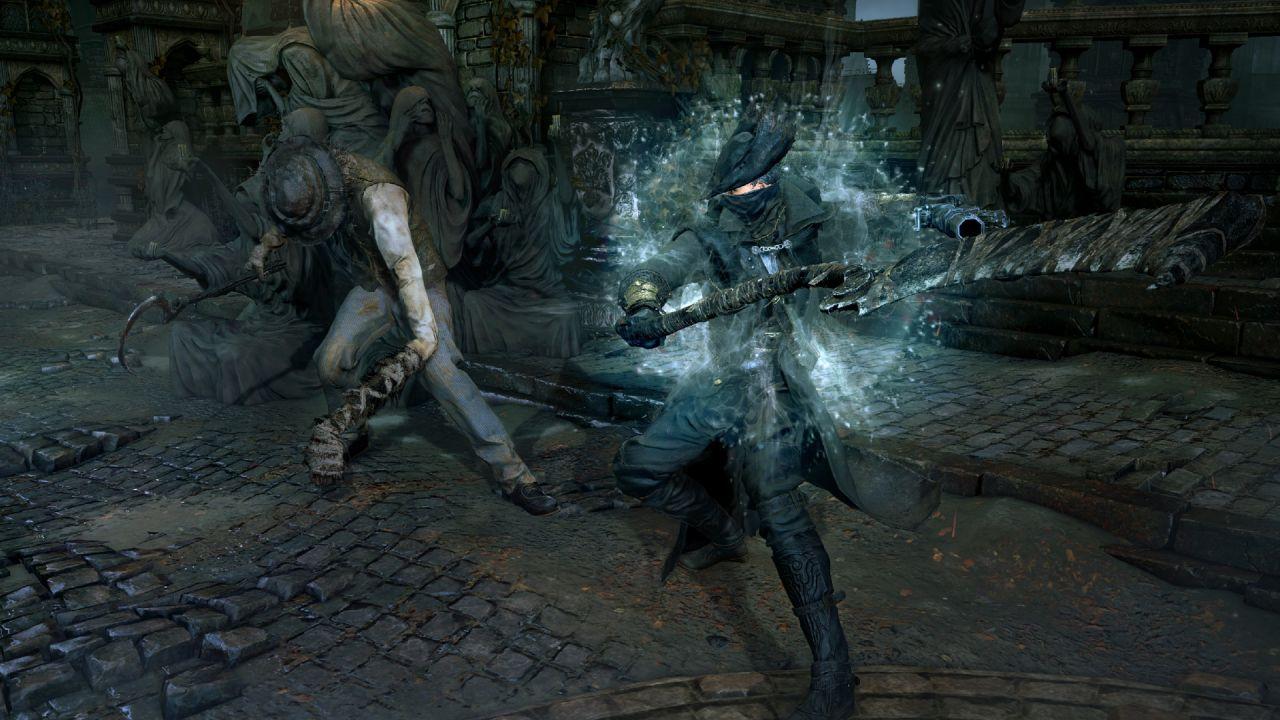 Provato Bloodborne