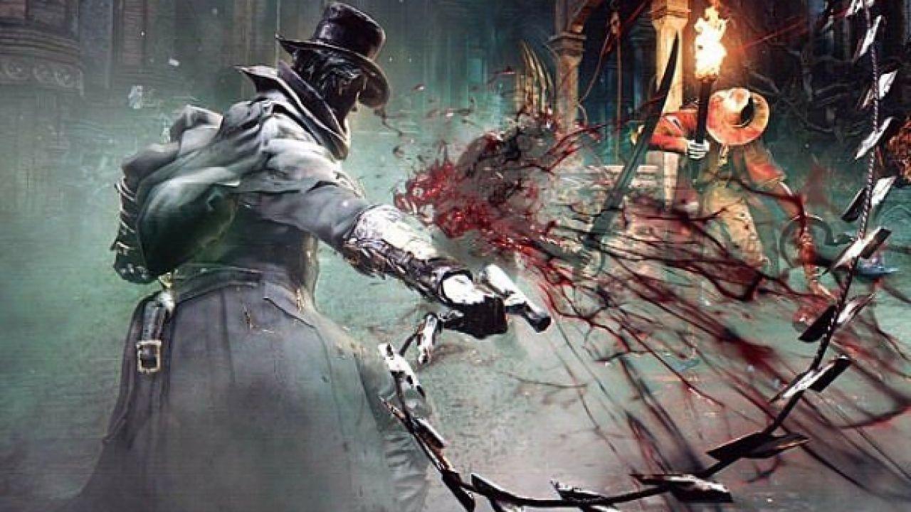 Bloodborne - La Tomba della Pietà