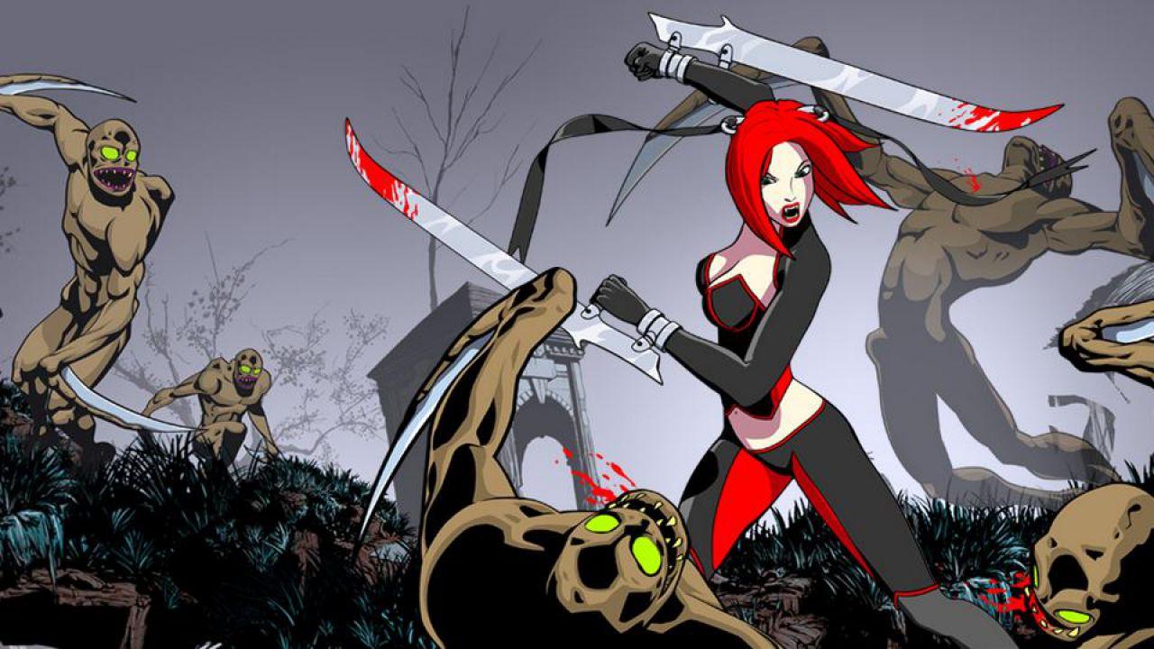 recensione Bloodrayne: Betrayal