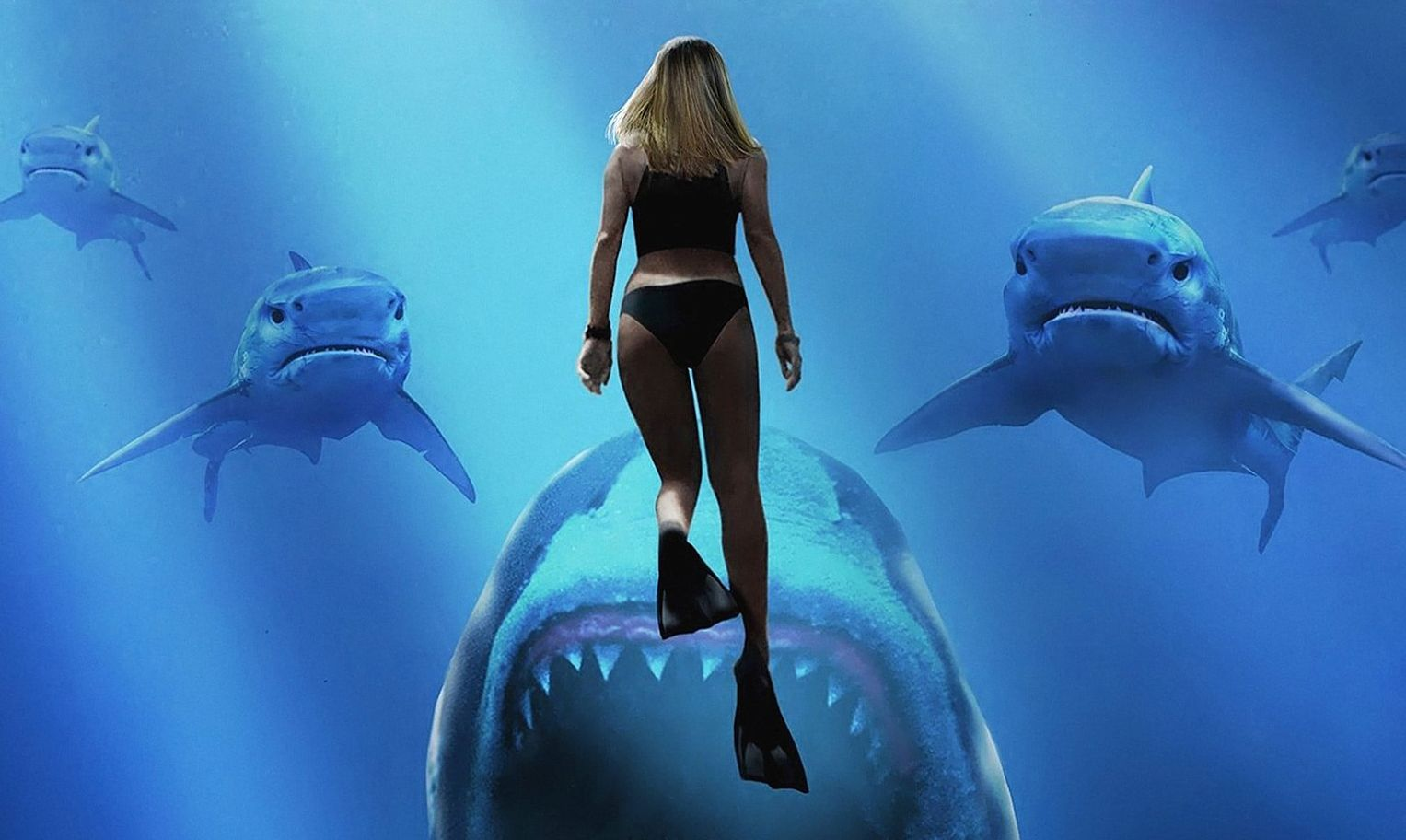 Blu profondo 2, la recensione dello shark movie