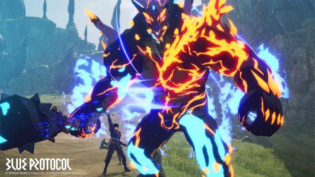 Blue Protocol: gameplay e novità sull'MMO in stile anime di Bandai Namco
