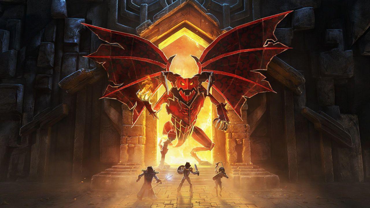 Book of Demons Recensione: il diablo like cartaceo arriva su PS4