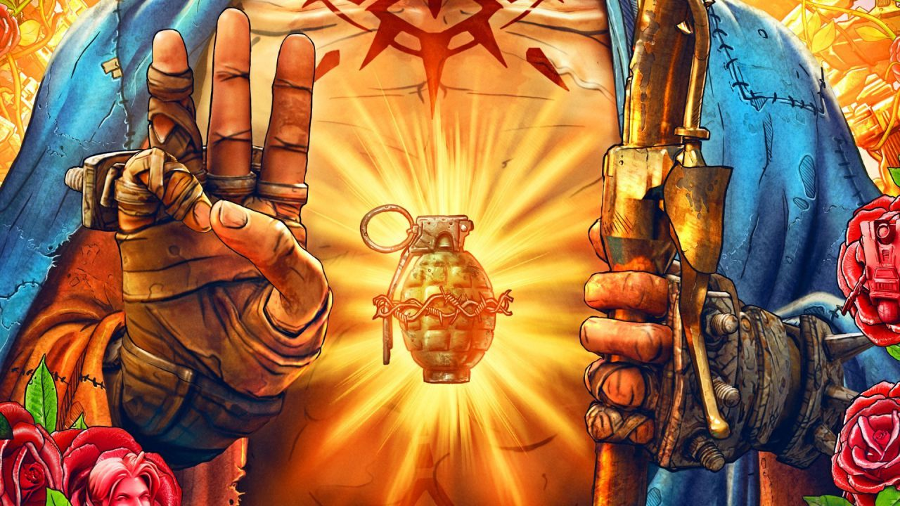 intervista Borderlands 3: viaggi interstellari, armi e personaggi