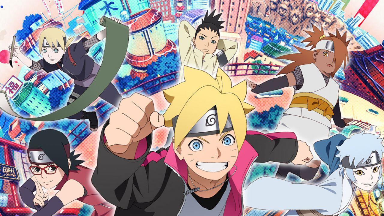 speciale Boruto: Naruto Next Generation, tiriamo le somme sul 2017 della serie anime