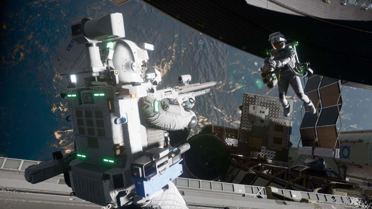 intervista Boundary: sparatorie a gravità zero nella nuova esclusiva PS4
