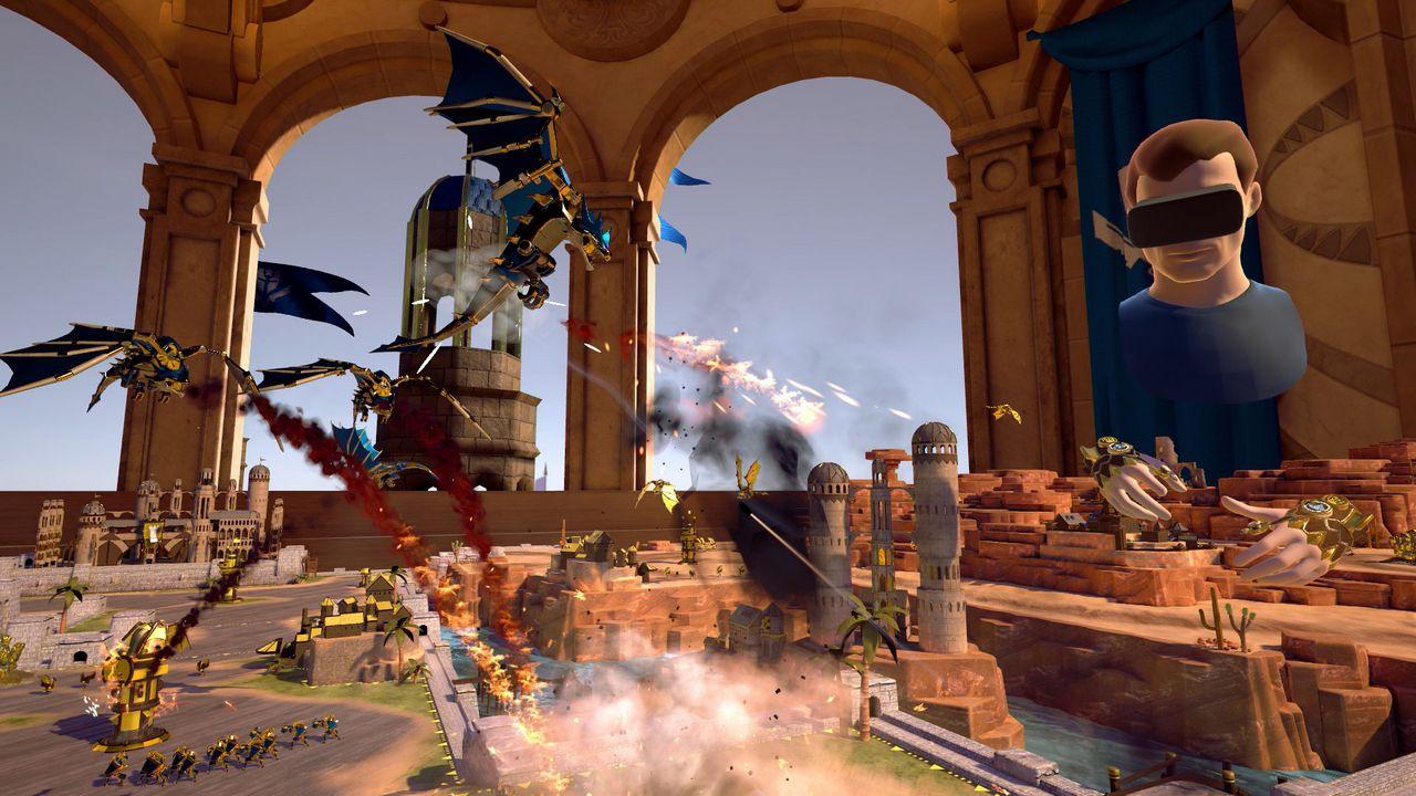 Brass Tactics Recensione: un gioco di strategia in Realtà Virtuale per Oculus