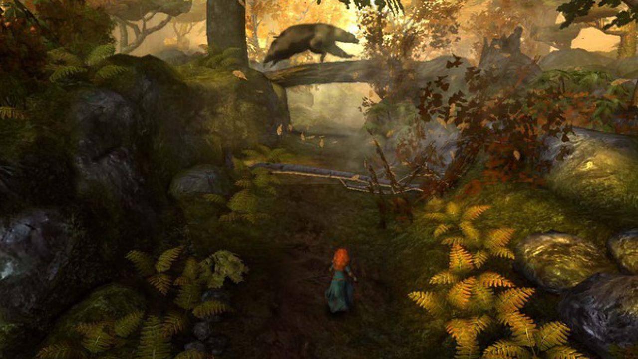 recensione Brave - Il videogioco
