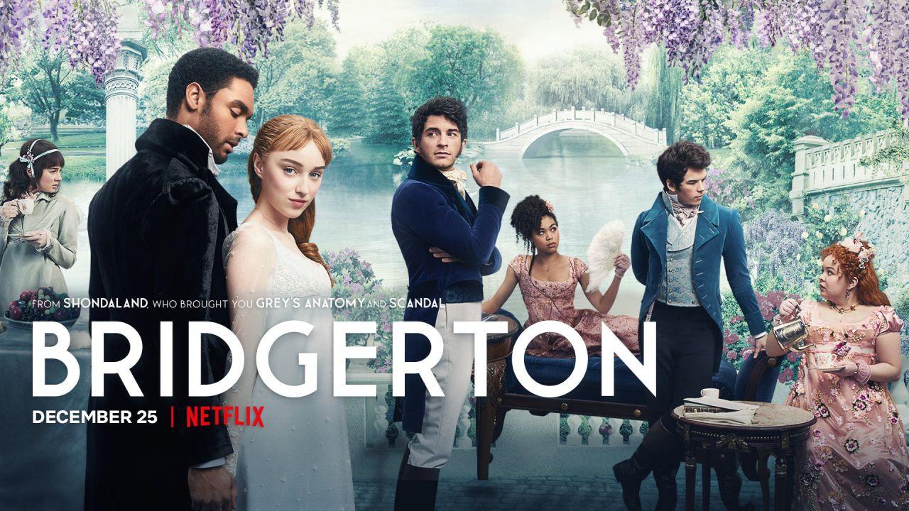 Bridgerton Recensione: l'amore ai tempi dello scandalo, su Netflix