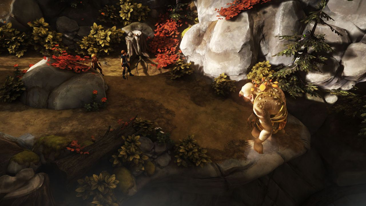 hands on Brothers: A Tale of Two Sons