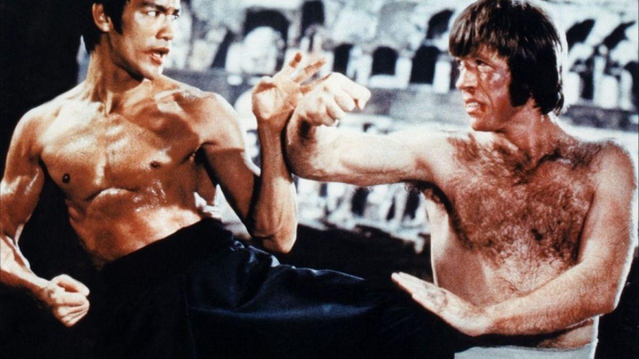 speciale Bruce Lee vs Chuck Norris: uno scontro diventato leggenda