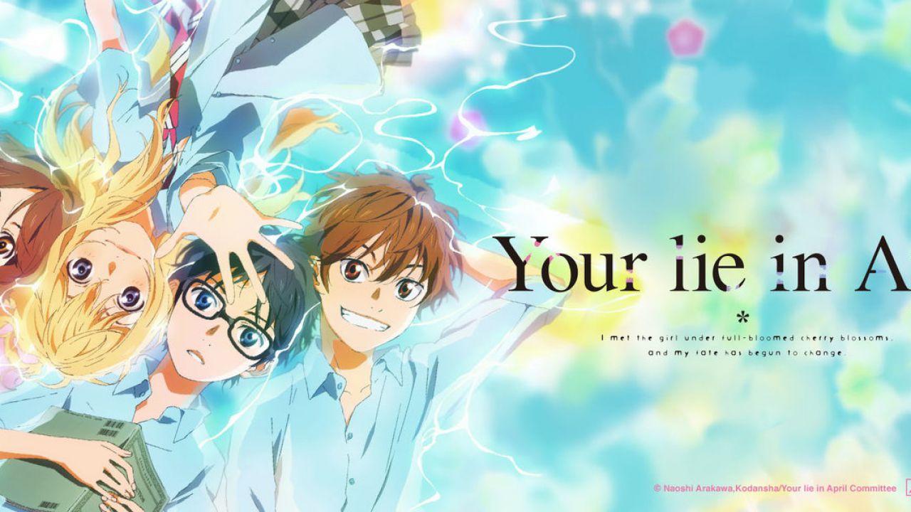 Bugie d'aprile: Recensione finale del commovente anime su Netflix