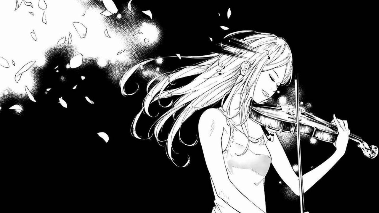 Bugie d'Aprile Recensione: una sinfonia per immagini nel manga di Arakawa