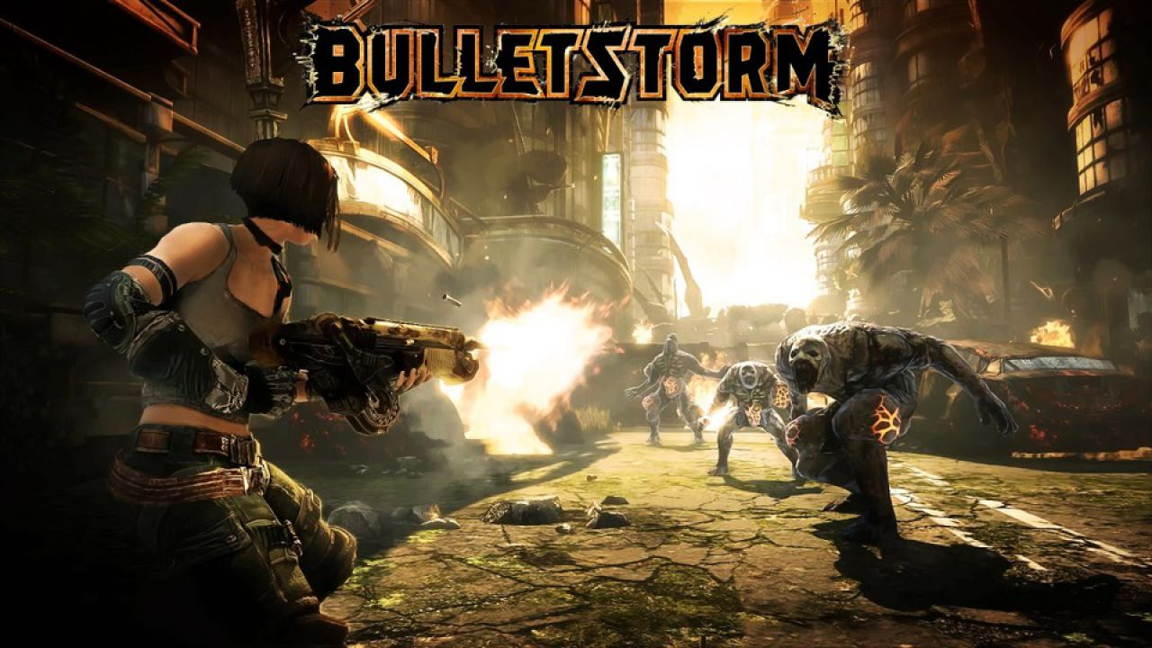 hands on Bulletstorm