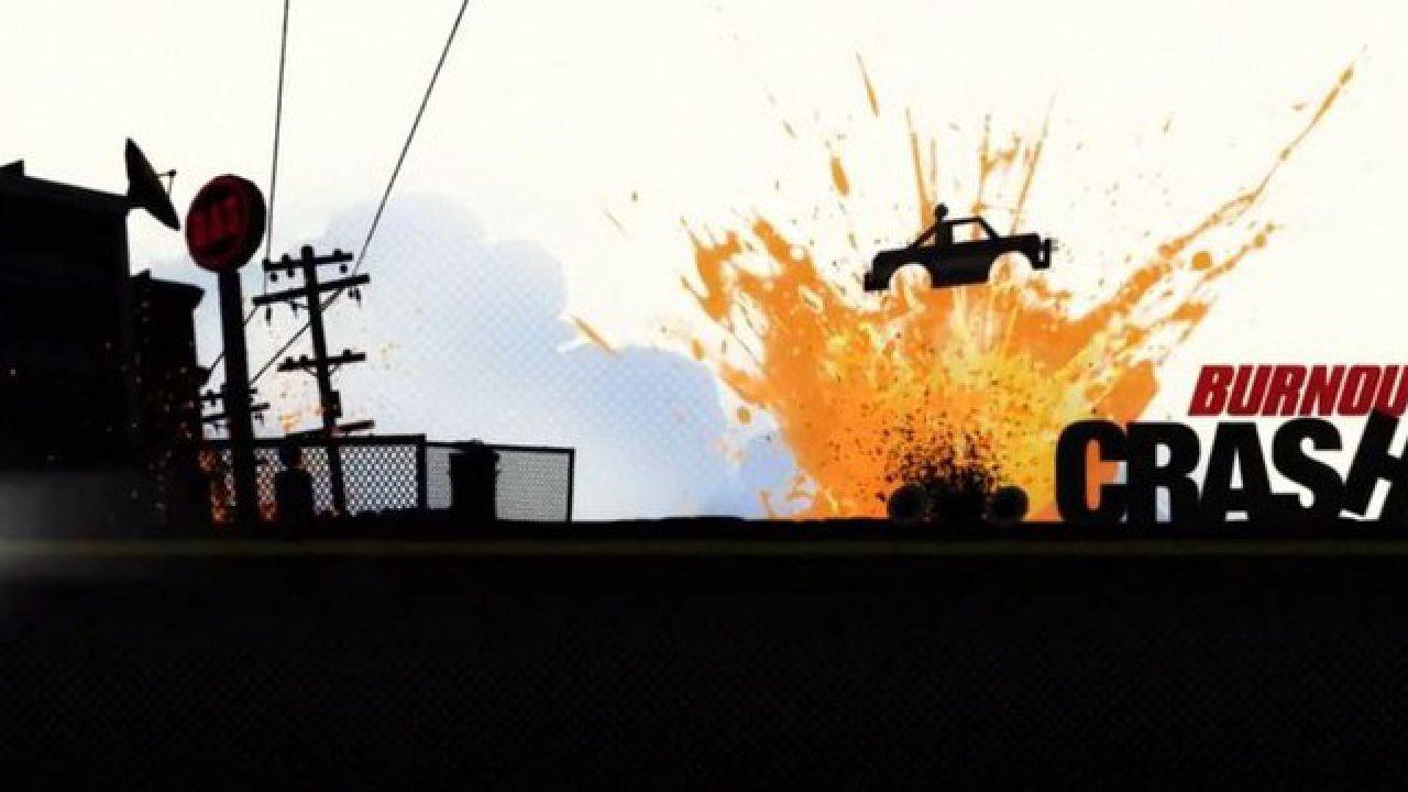 hands on Burnout Crash