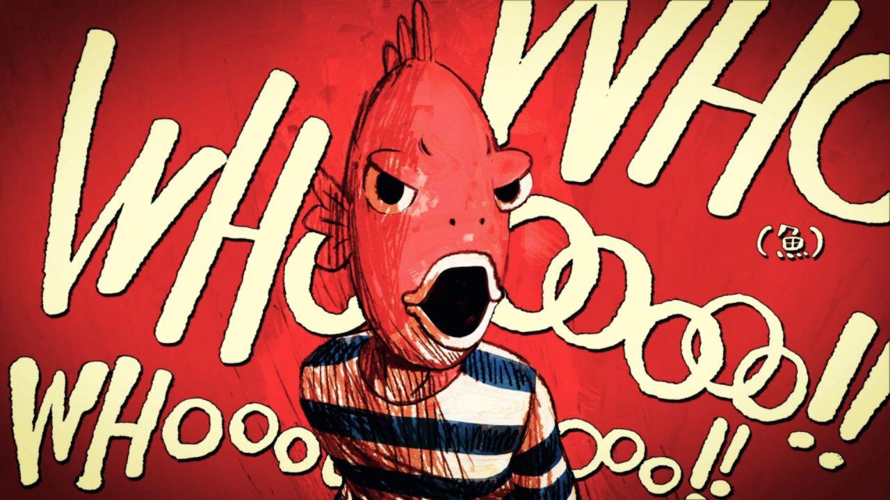 Business Fish: recensione della bizzarra serie su VVVVID