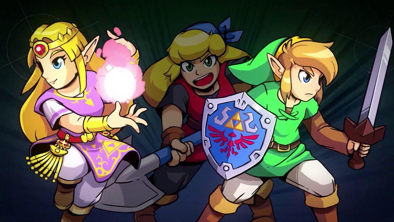 recensione Cadence of Hyrule per Nintendo Switch Recensione: armoniosamente Zelda!