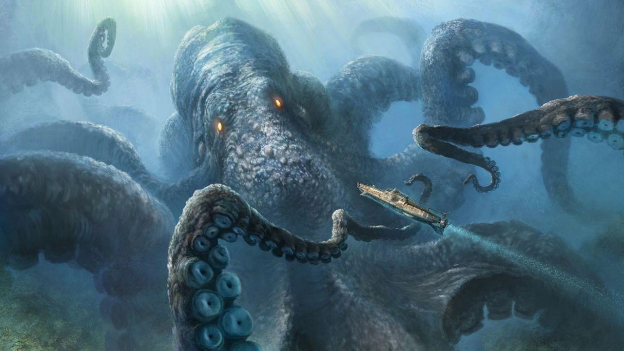 Rilasciate il Kraken