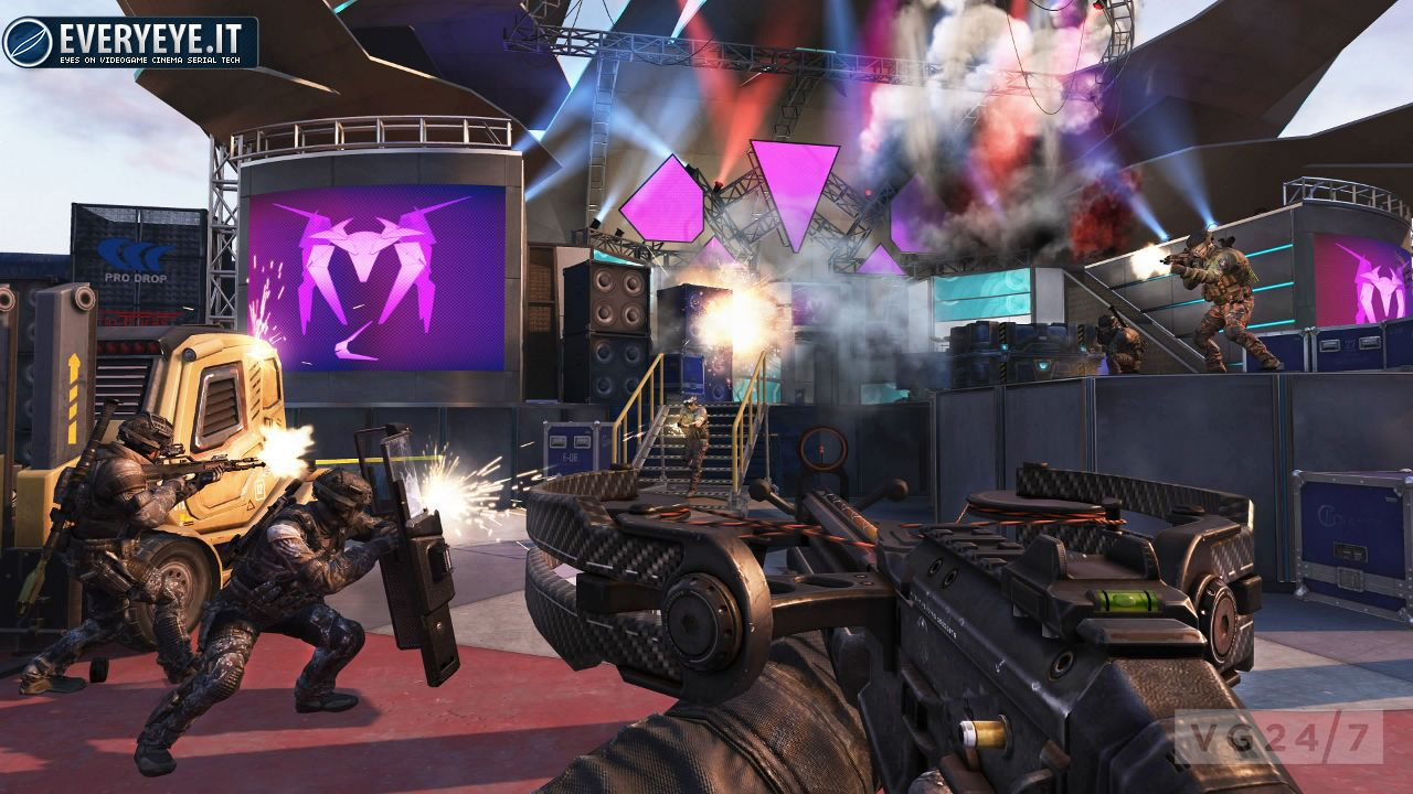 recensione Call of Duty: Black Ops 2 - Revolution