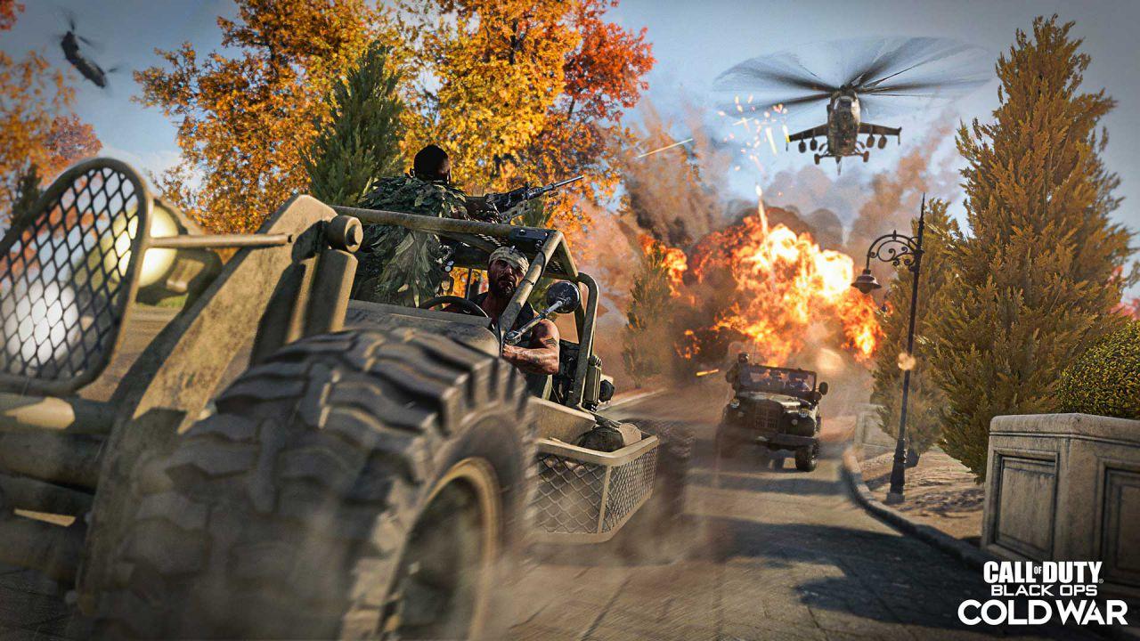 Call of Duty Cold War e Warzone: tutte le novità della Stagione 2 Furiosa