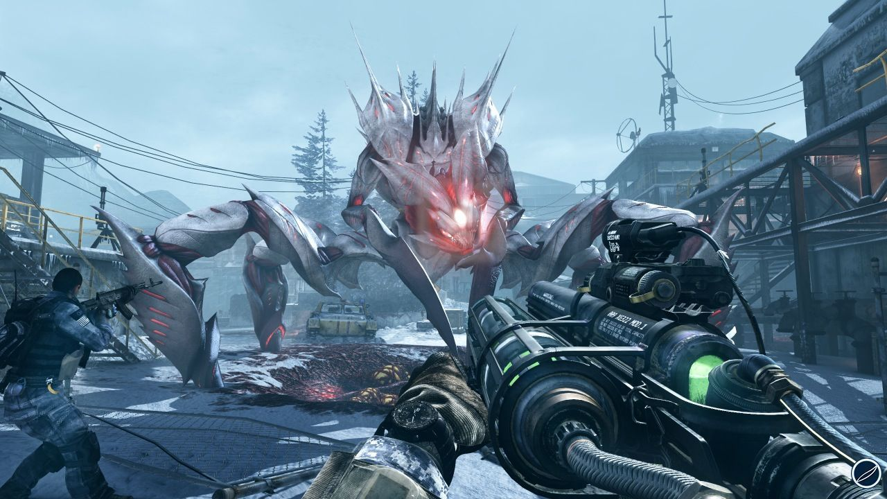 hands on Call of Duty Ghosts - Multiplayer Reveal