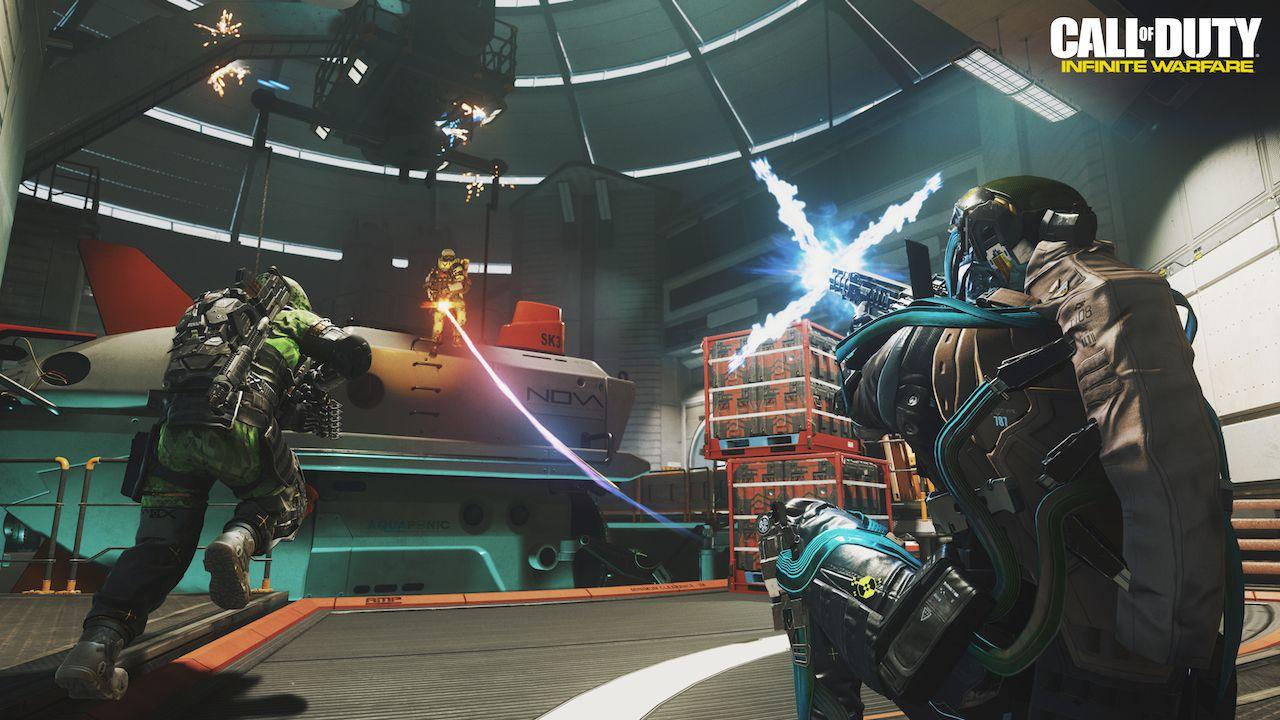 speciale Call of Duty Infinite Warfare - I Rigs