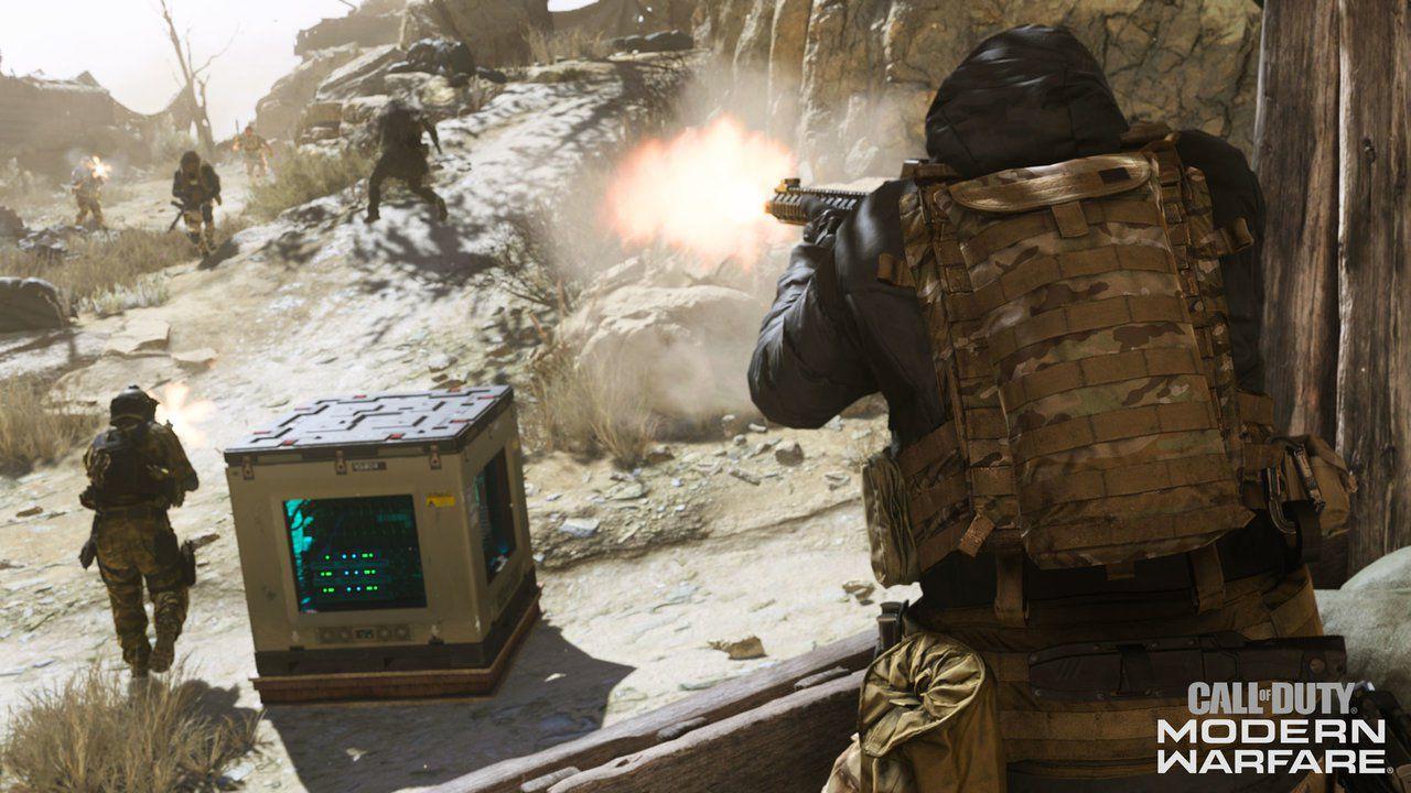 provato Call of Duty Modern Warfare: alla scoperta della modalità Guerra Terrestre