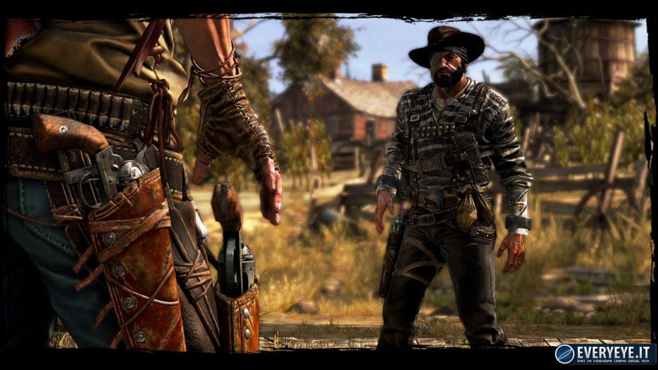anteprima Call of Juarez: Gunslinger