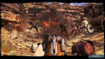 Call of Juarez: Gunslinger - Versione Xbox 360