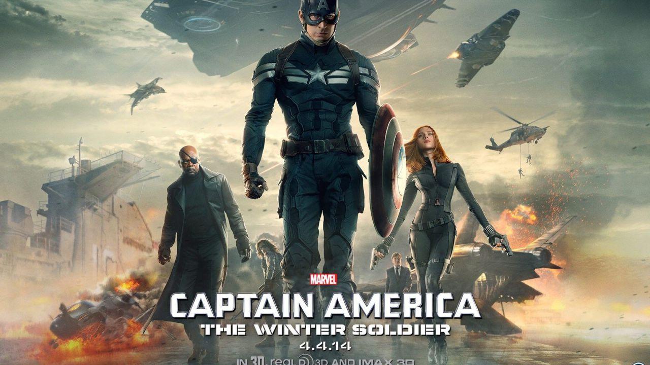 Captain America: The Winter Soldier, recensione del cinecomic Marvel