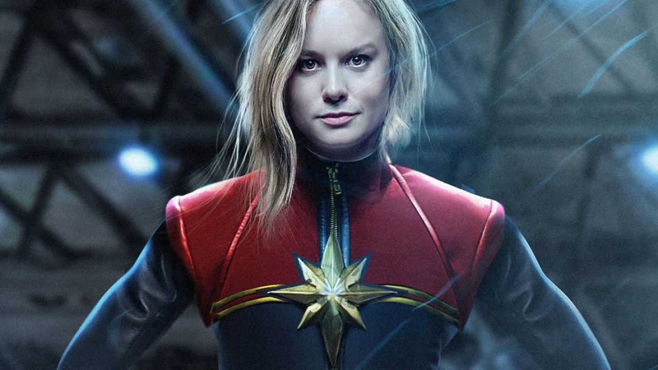 speciale Captain Marvel - Carol Danvers: l'eroina indistruttibile metà umana, metà aliena