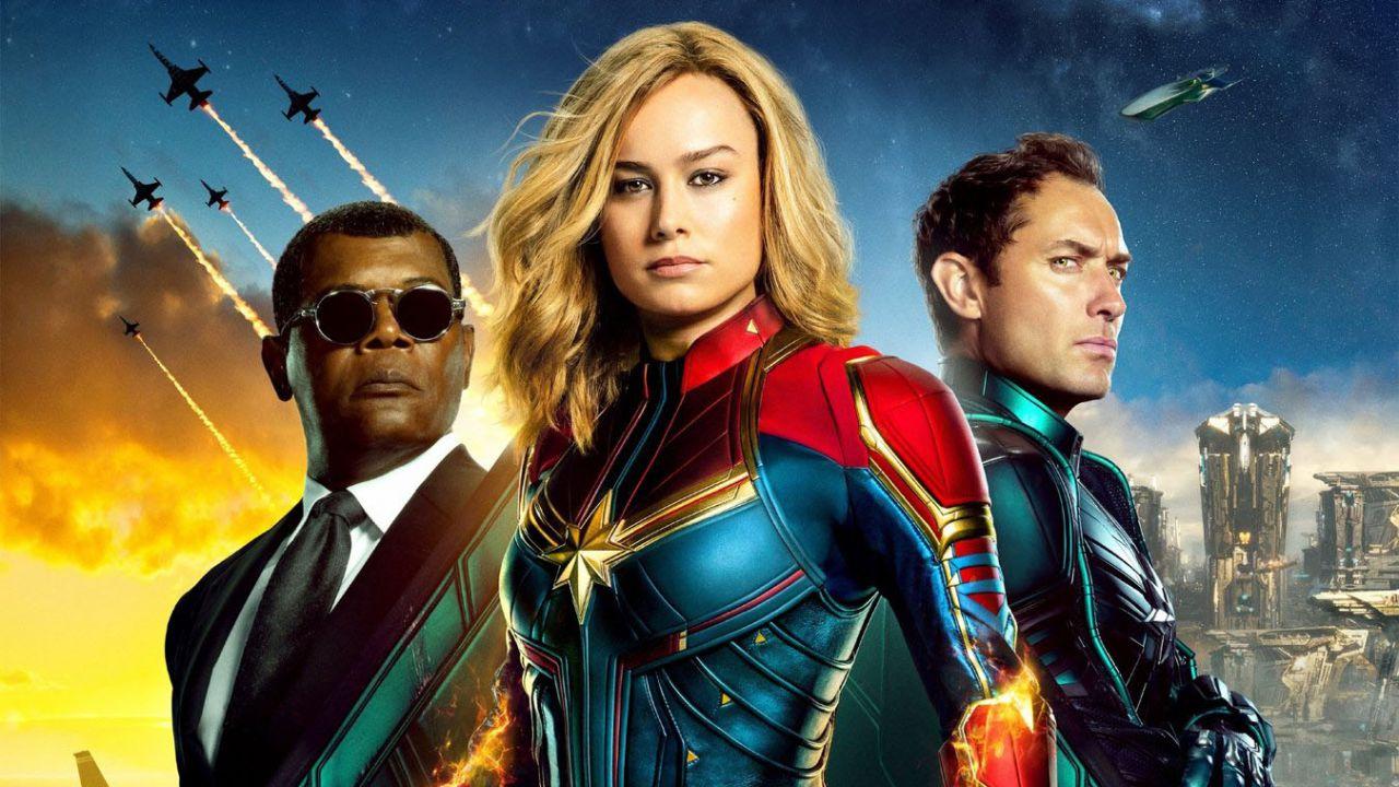 speciale Captain Marvel, i migliori momenti del cinecomic con Brie Larson