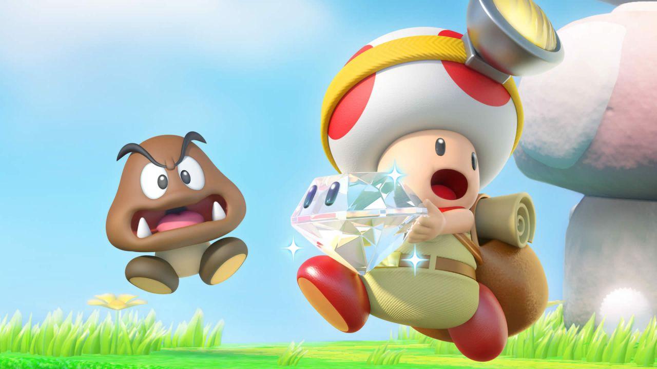 recensione Captain Toad Treasure Tracker Recensione: il fungo esploratore su Switch