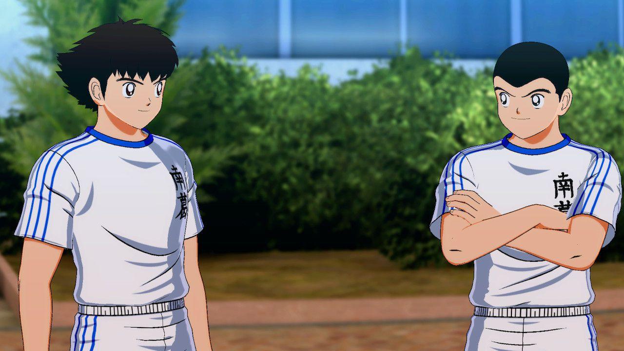 Captain Tsubasa Rise of New Champions Recensione: tutti in campo su Switch