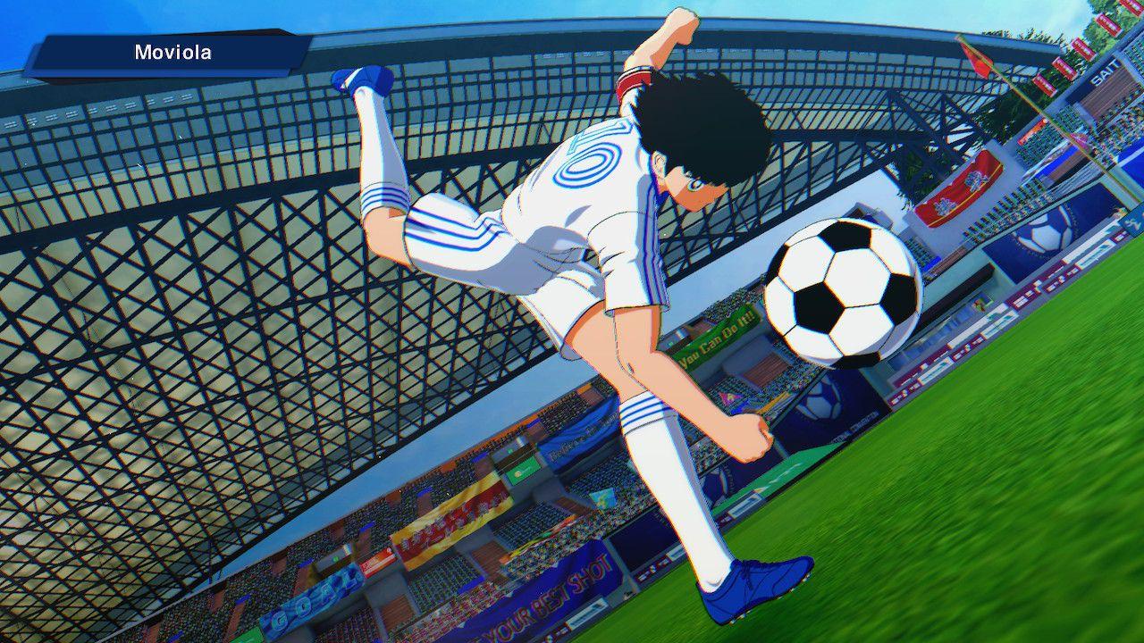 speciale Captain Tsubasa Rise of New Champions: i tiri più spettacolari del gioco