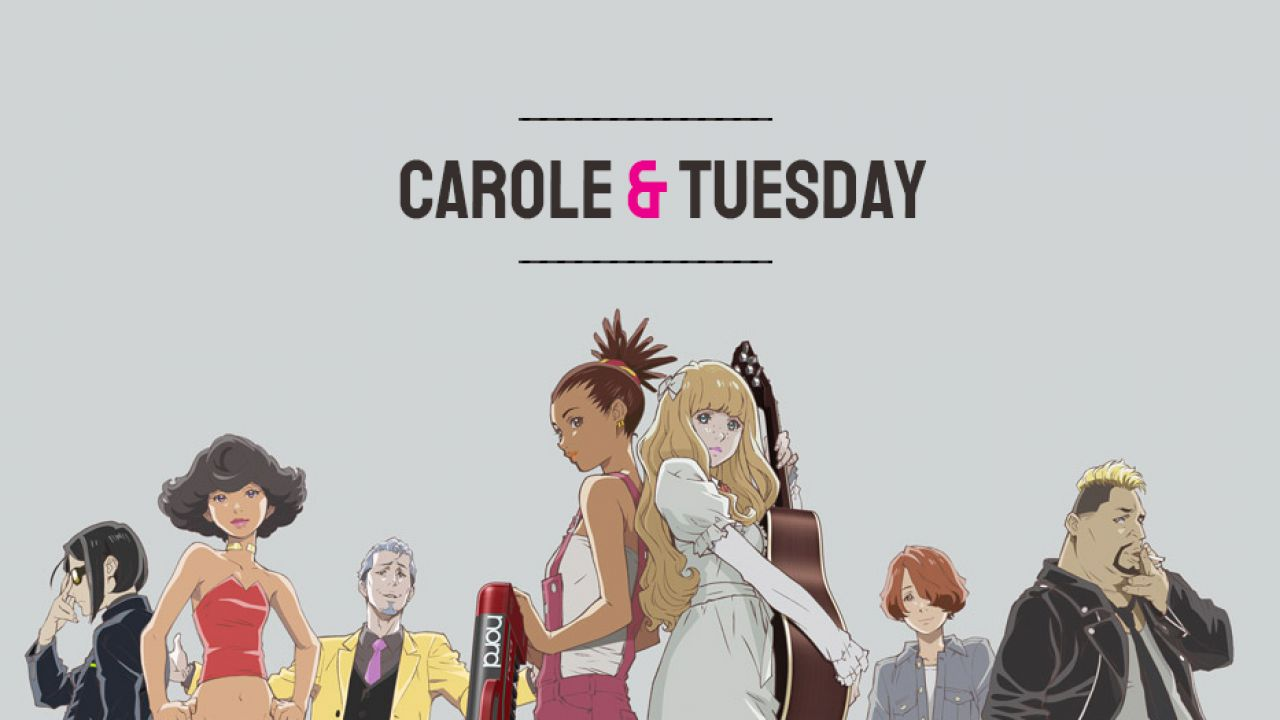 Image result for carole and tuesday