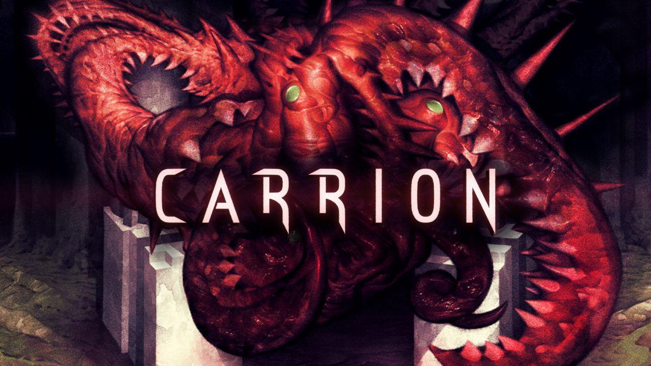 recensione Carrion Recensione: un metroidvania rosso sangue