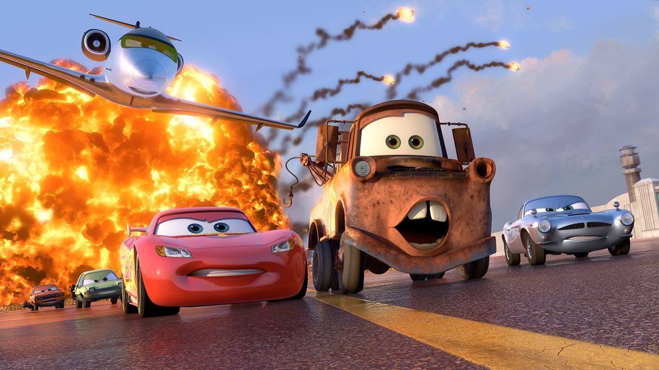 recensione Cars 2, la recensione del sequel firmato Pixar