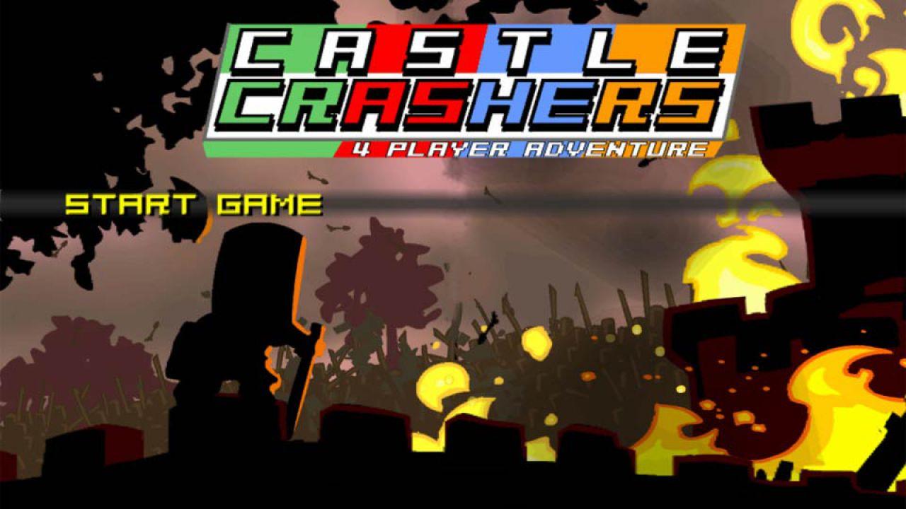 recensione Castle Crashers