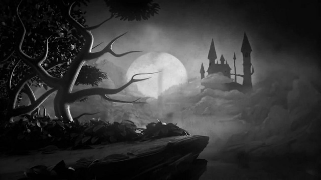hands on Castle of Illusion