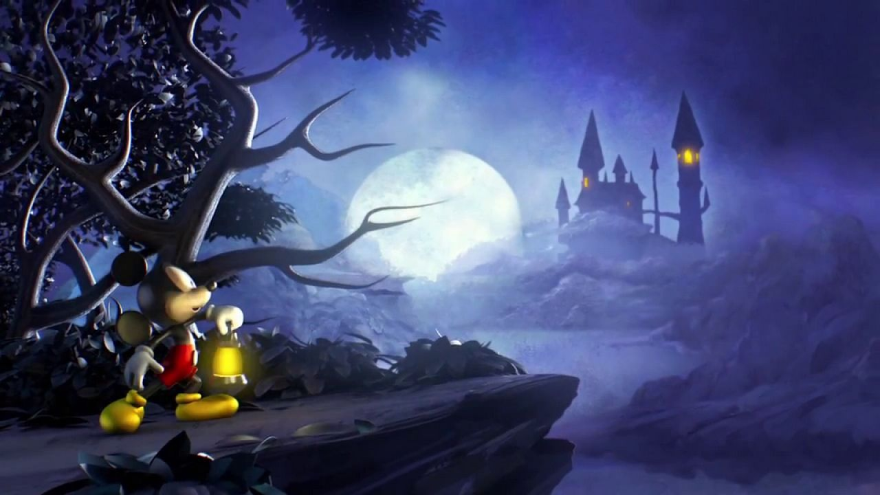 recensione Castle of Illusion