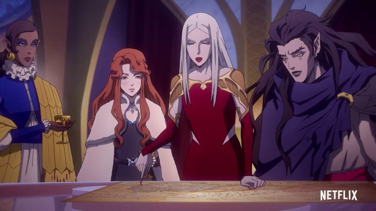 Castlevania 3: la recensione della nuova stagione della serie Netflix