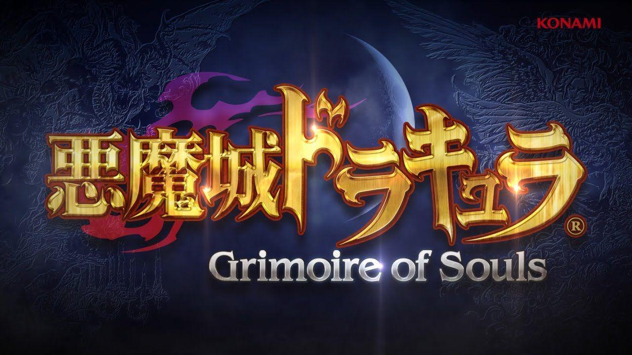Castlevania Grimoire of Souls: Cacciatori di vampiri su mobile