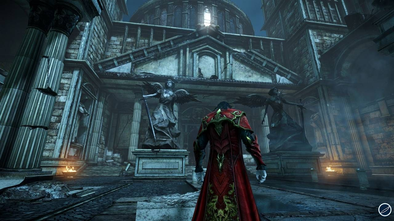 anteprima Castlevania Lords of Shadow 2