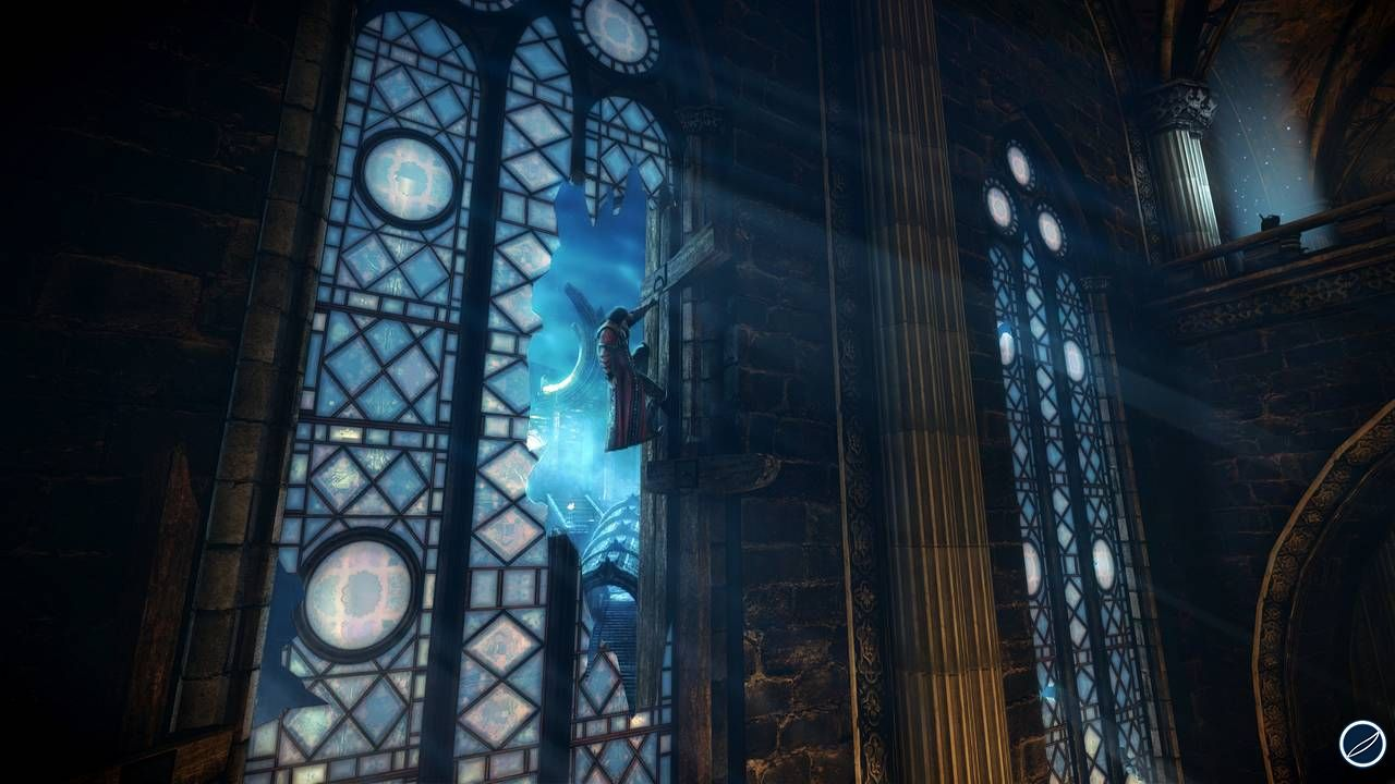 hands on Castlevania Lords of Shadow 2