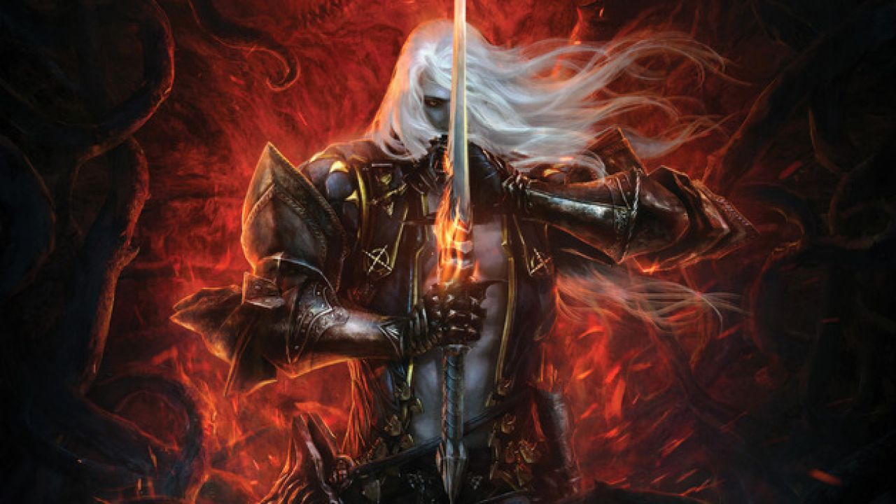 hands on Castlevania Lords of Shadow: Mirror of Fate