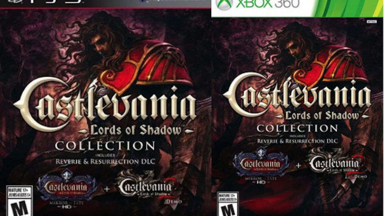 recensione Castlevania Lords of Shadow: The Collection