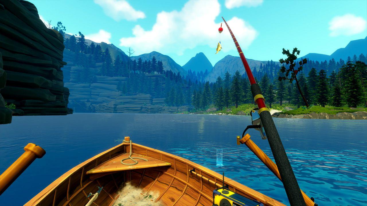 Catch Release Recensione A Pesca In Realta Virtuale