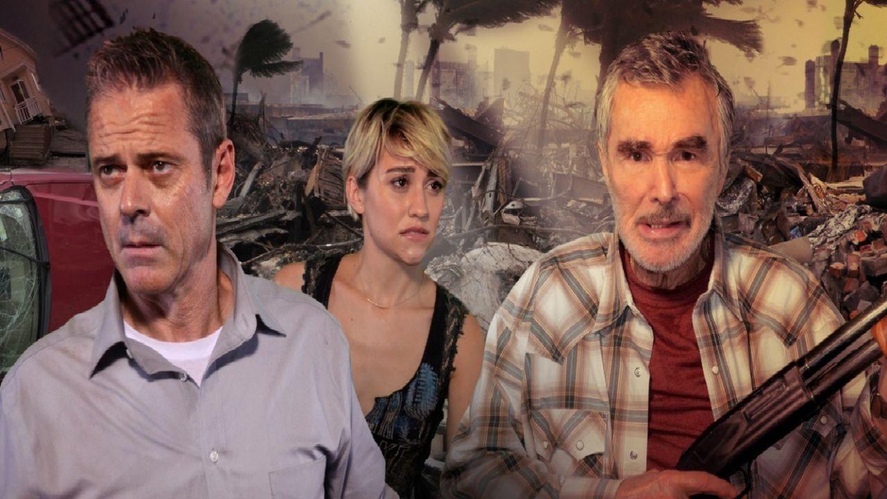 recensione Category 5, la recensione del film catastrofico con Burt Reynolds