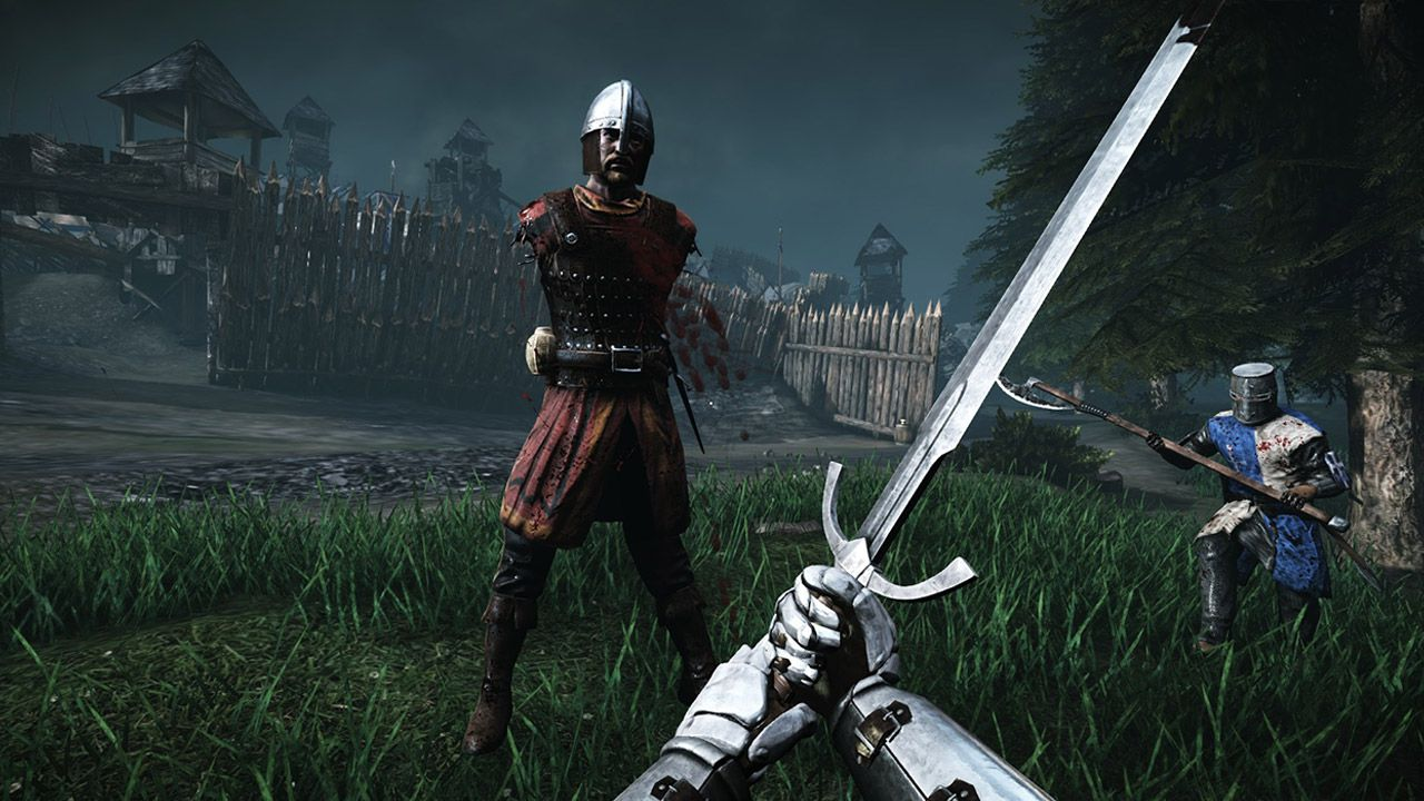 recensione Chivalry: Medieval Warfare