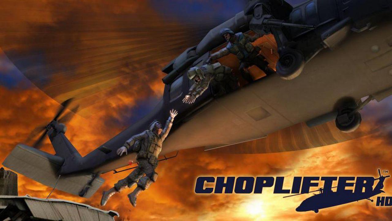 recensione Choplifter HD